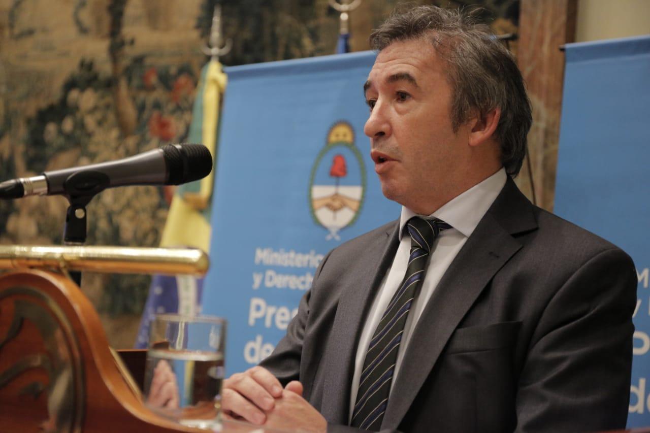 El jefe del equipo fiscal de la Operación Lava Jato  en Buenos Aires