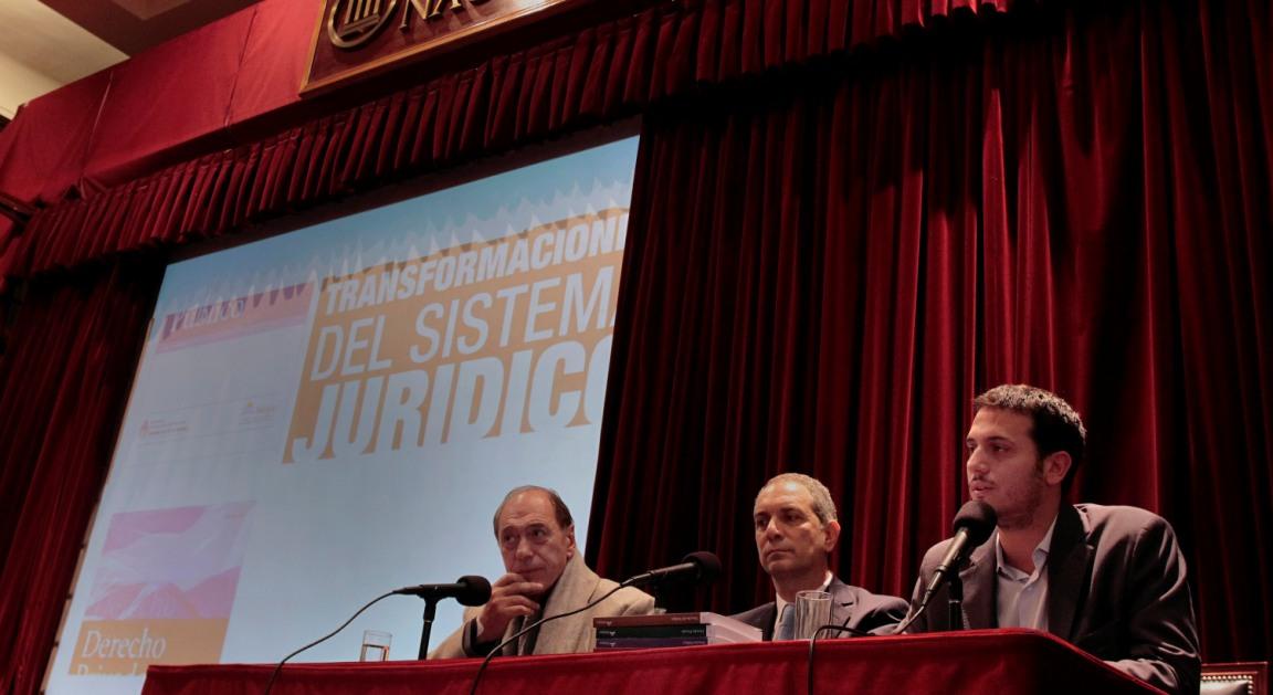 Lanzaron Ediciones Infojus, el sello del ministerio de Justicia y Derechos Humanos