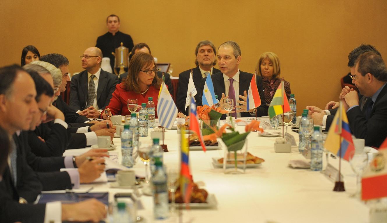 Mercosur: Ministros de Justicia y Seguridad aprueban propuesta argentina contra la trata de personas