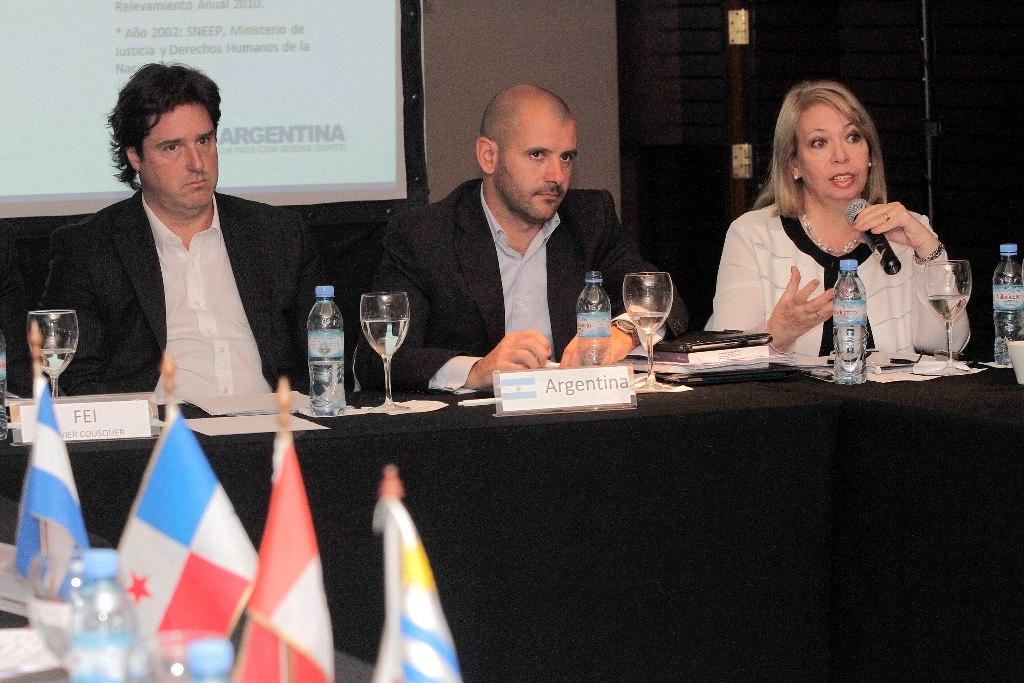 El Ministerio de Justicia encabezó encuentro internacional sobre reinserción laboral  de las personas condenadas