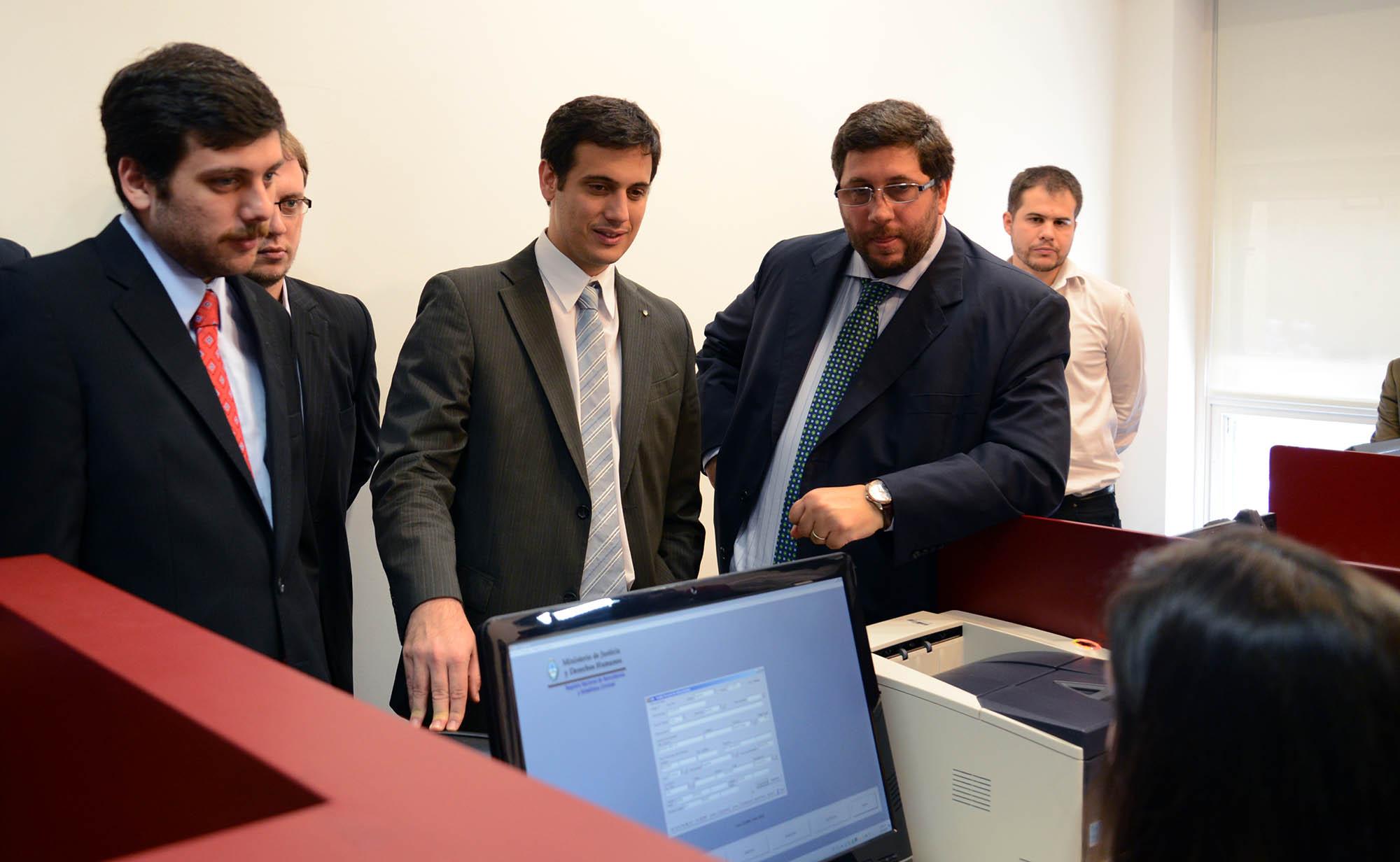 El Ministerio de Justicia acerca servicios al Poder Judicial de la Ciudad