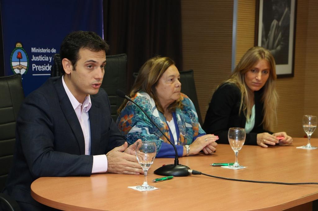Acuerdo entre el Ministerio de Justicia y la Defensoría General de la Nación para profundizar políticas de acceso a la justicia