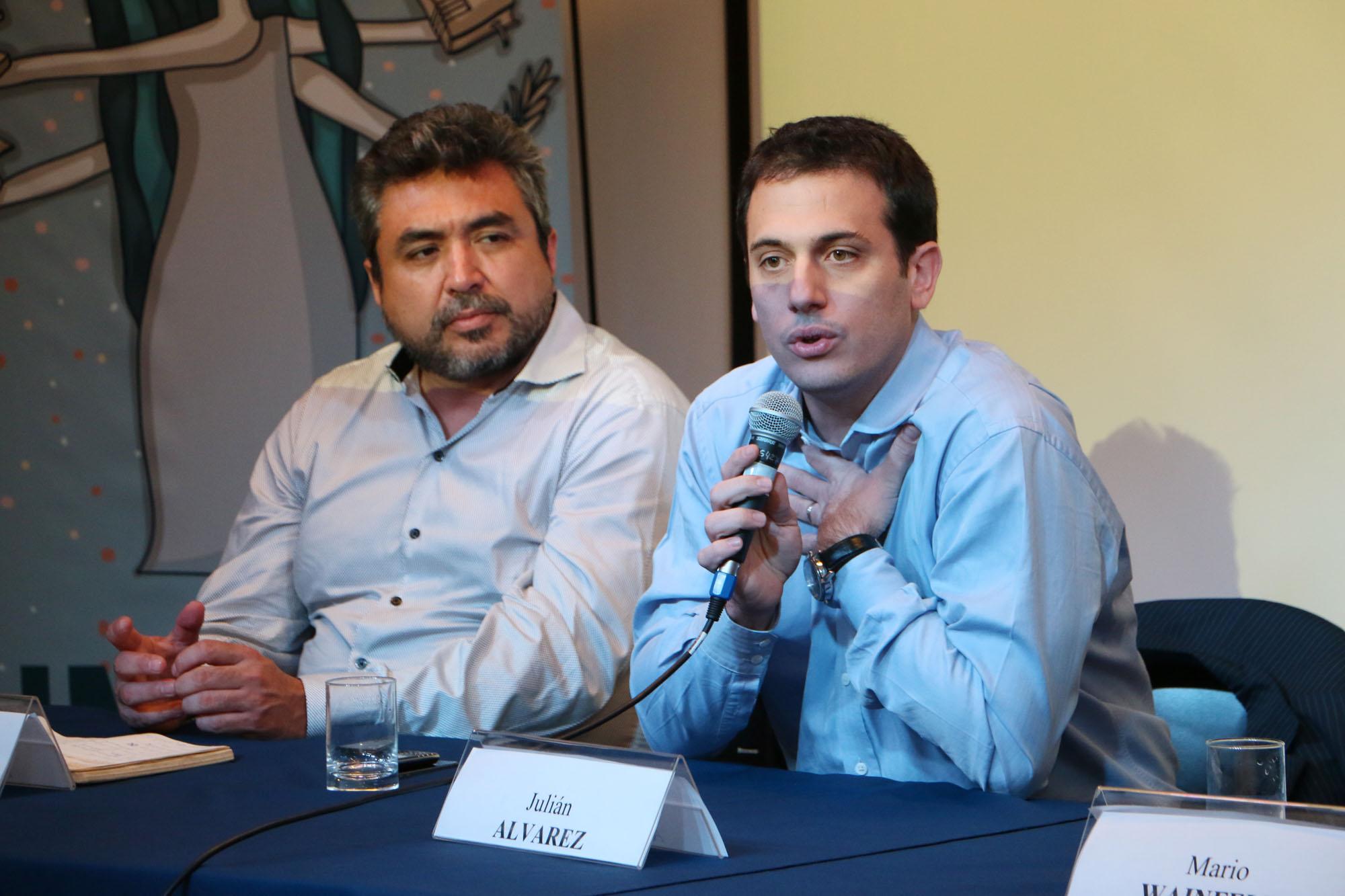 Infojus Noticias celebró su primer año de trabajo con una charla sobre Periodismo y Justicia