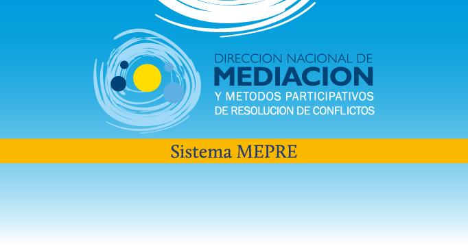 Ya se registraron más de 30.000 mediaciones prejudiciales en el Sistema MEPRE de la Dirección Nacional de Mediación