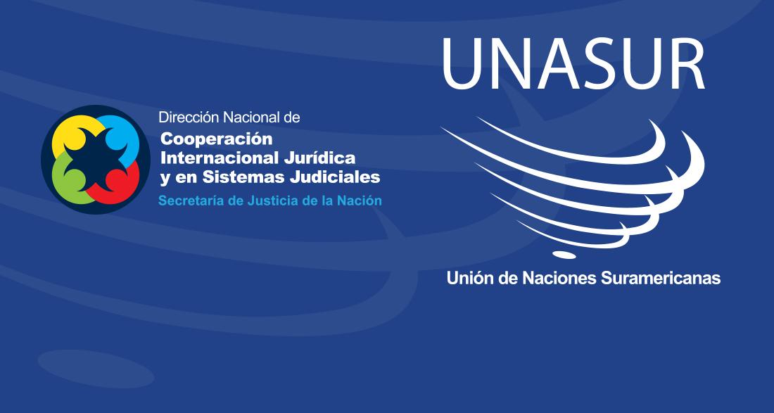 El Ministerio de Justicia y Derechos Humanos participó de una nueva reunión del Grupo de Trabajo de la UNASUR