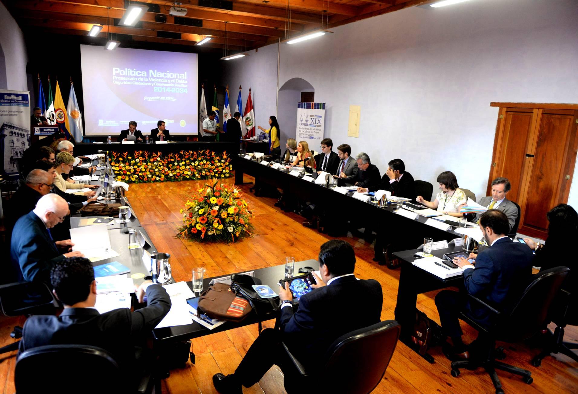La Argentina expone en Guatemala sobre Acceso a la Justicia