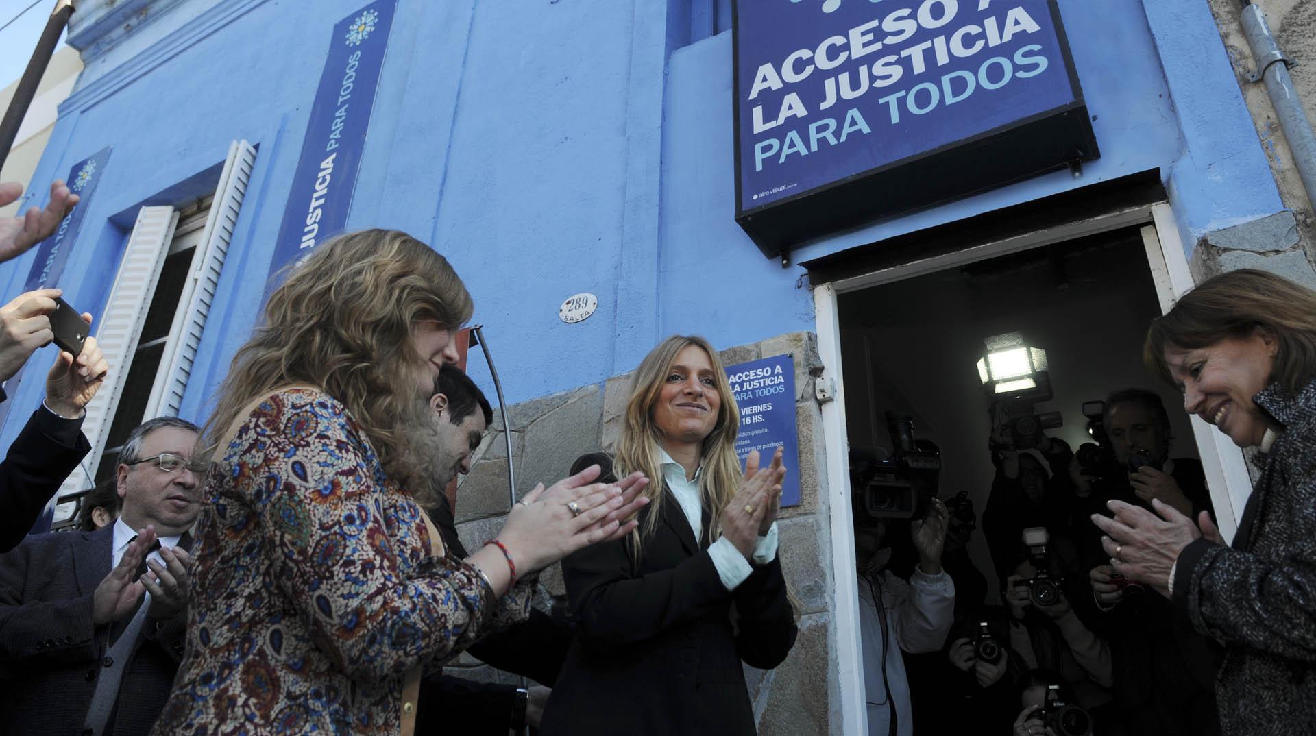 El Ministerio inauguró el Centro de Acceso a la Justicia de Paraná