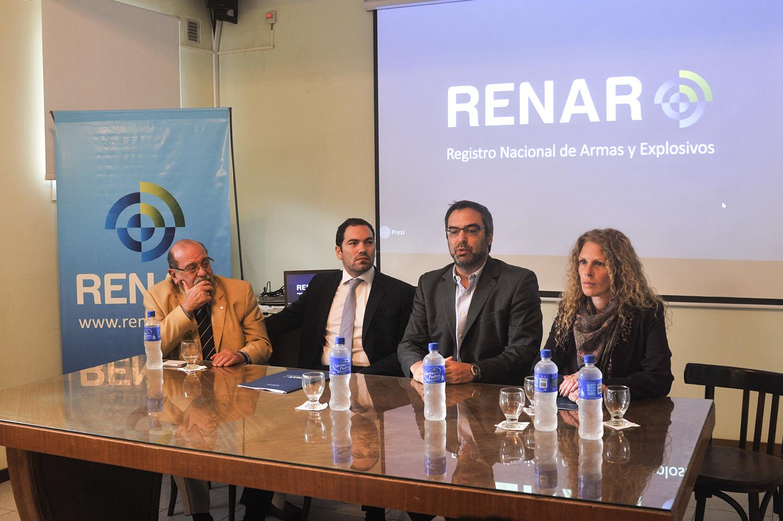 El Renar capacitó a Fiscalías Federales