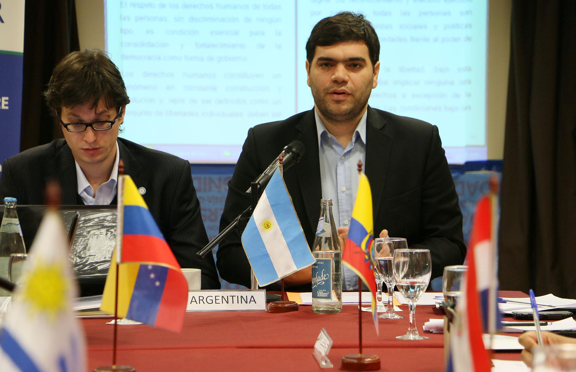 Países del Mercosur intercambiaron experiencias en materia penitenciaria