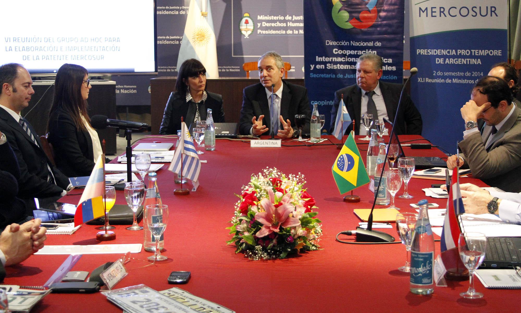 Importantes avances para la implementación de la patente única del Mercosur