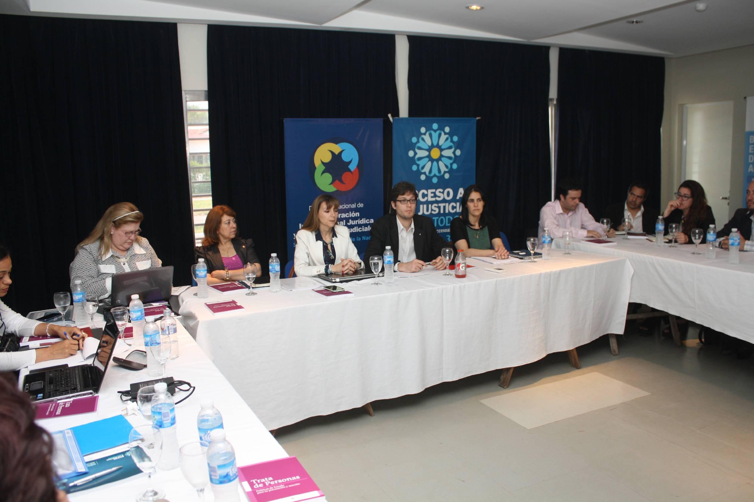 Argentina y Paraguay debatieron sobre Justicia en Formosa