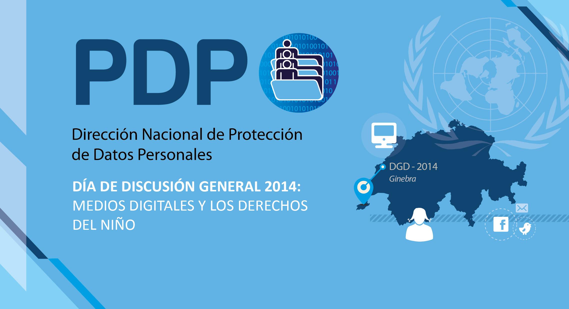 La Argentina expuso en la ONU sobre Protección de Datos Personales