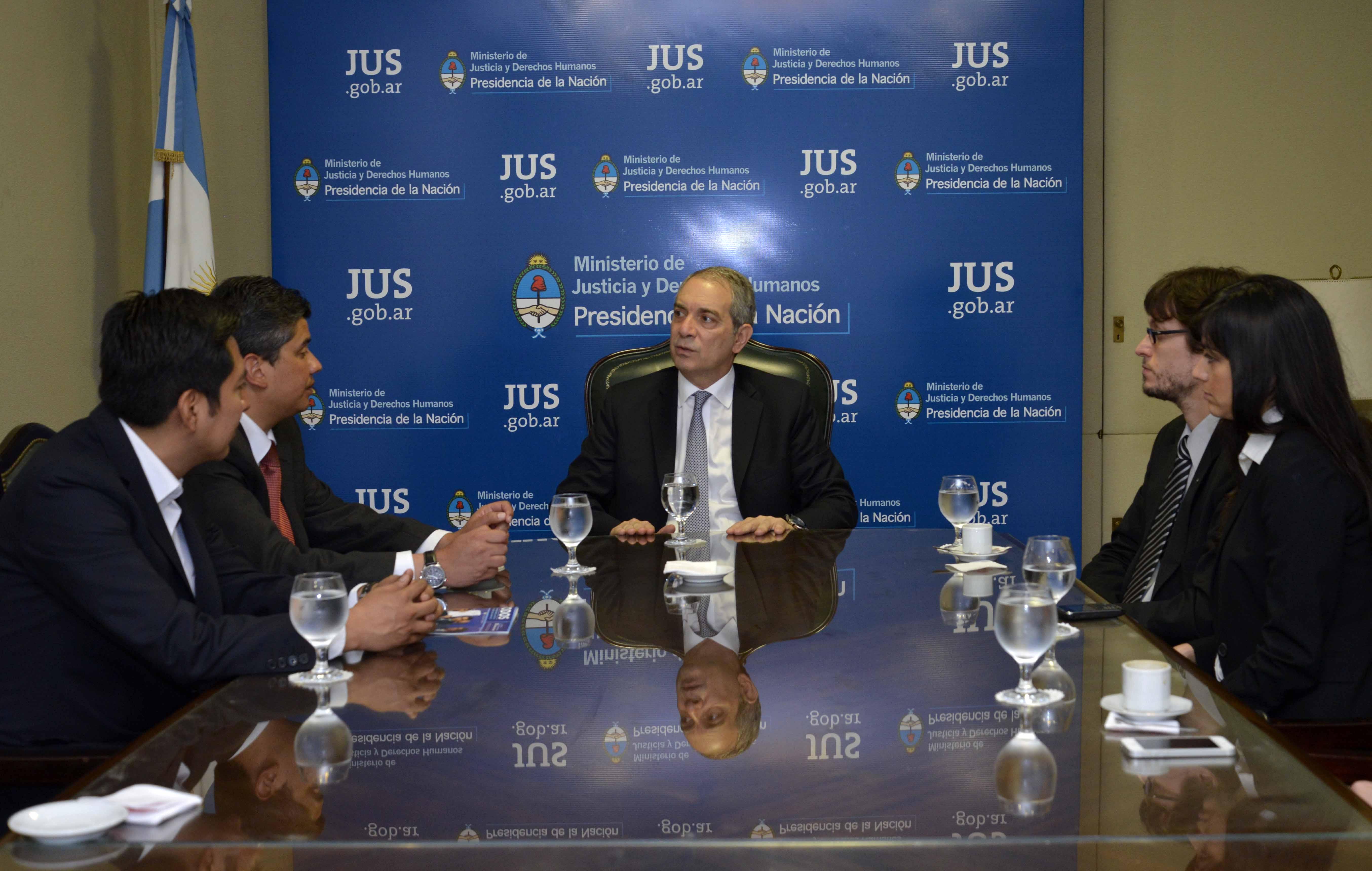 Argentina y Bolivia intercambiaron experiencias en materia de acceso a la justicia y trata de personas