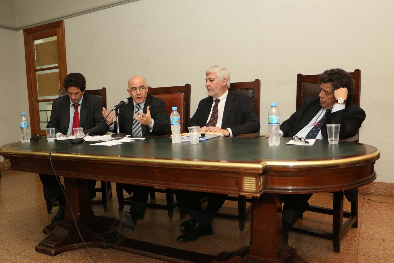 Comenzaron las jornadas de debate sobre la reforma del Código Procesal Penal