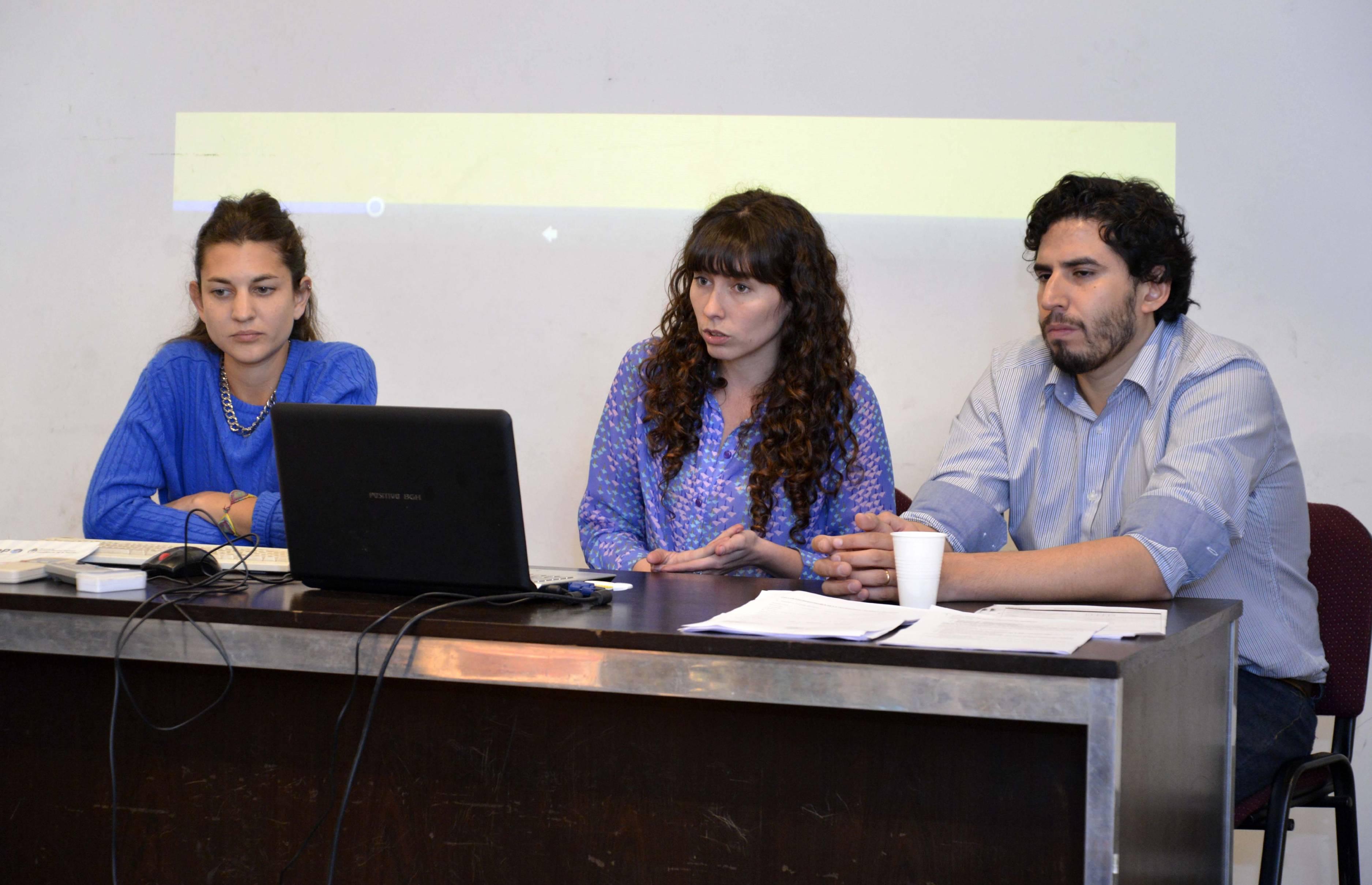 Con Vos en la Web realizó una charla en la Asociación Sindrome de Down Argentina