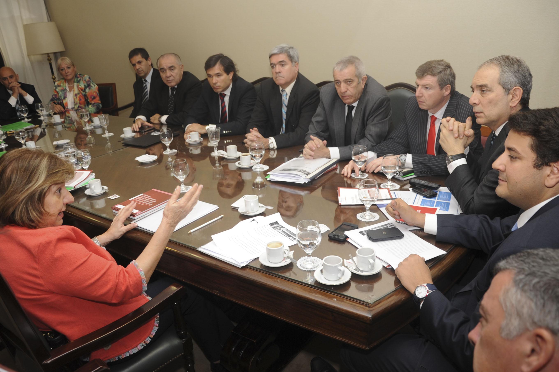 Procuradores y fiscales de todo el país apoyan el sistema acusatorio del Código Procesal Penal