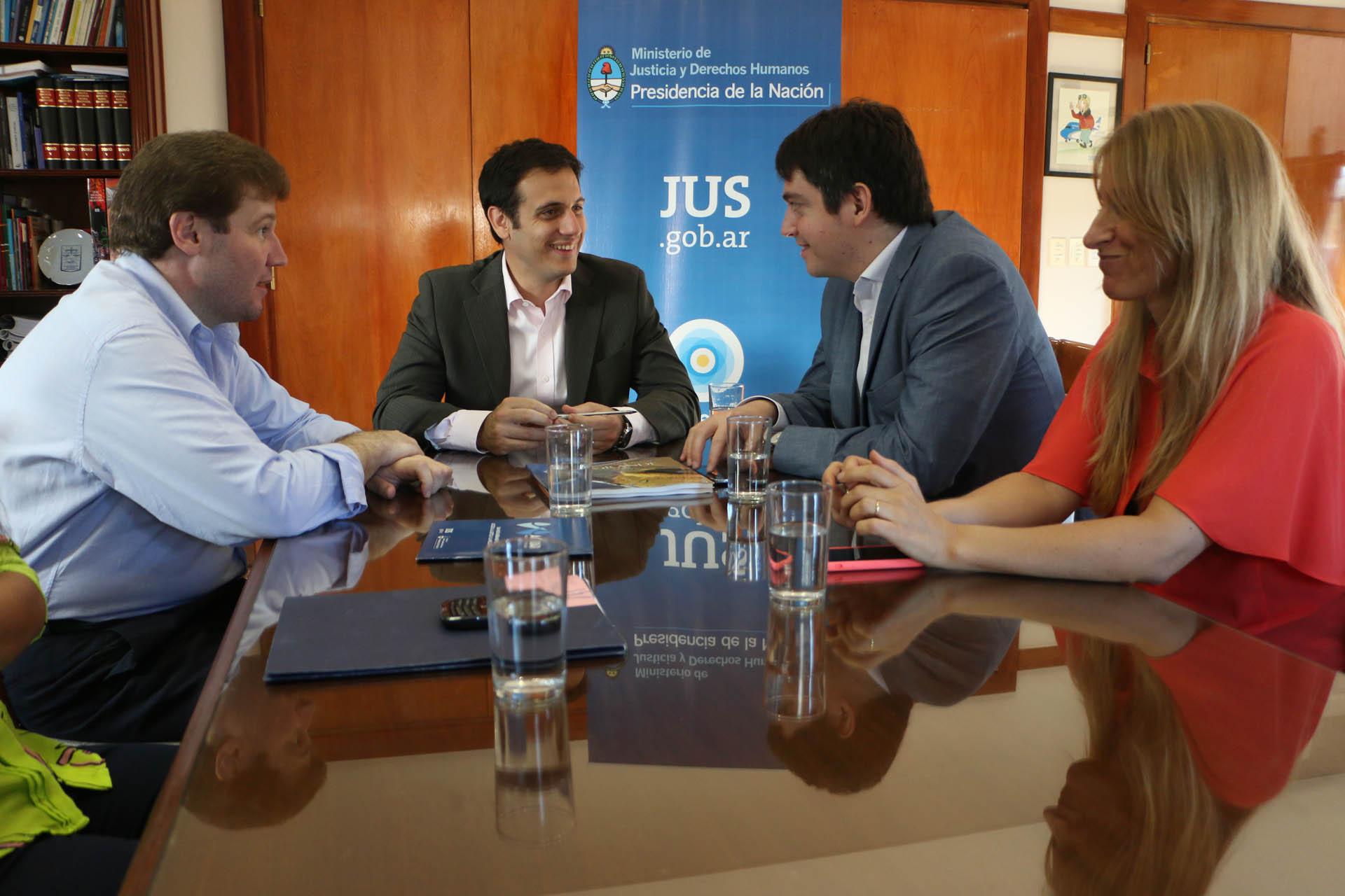 El programa de mediación Acercar se implementará en la ciudad de Río Grande en Tierra del Fuego