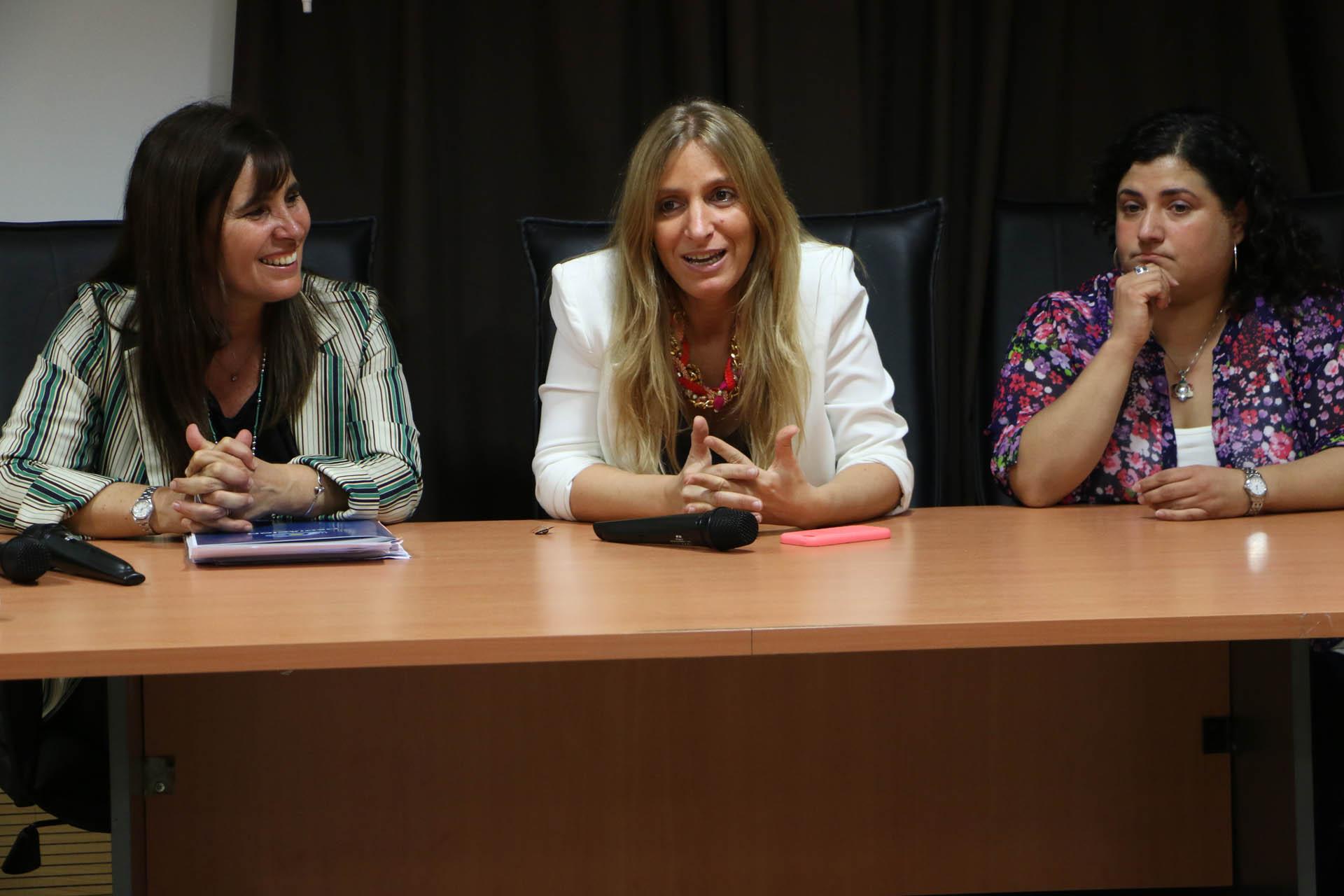 Carignano entregó certificados a nuevos mediadores comunitarios