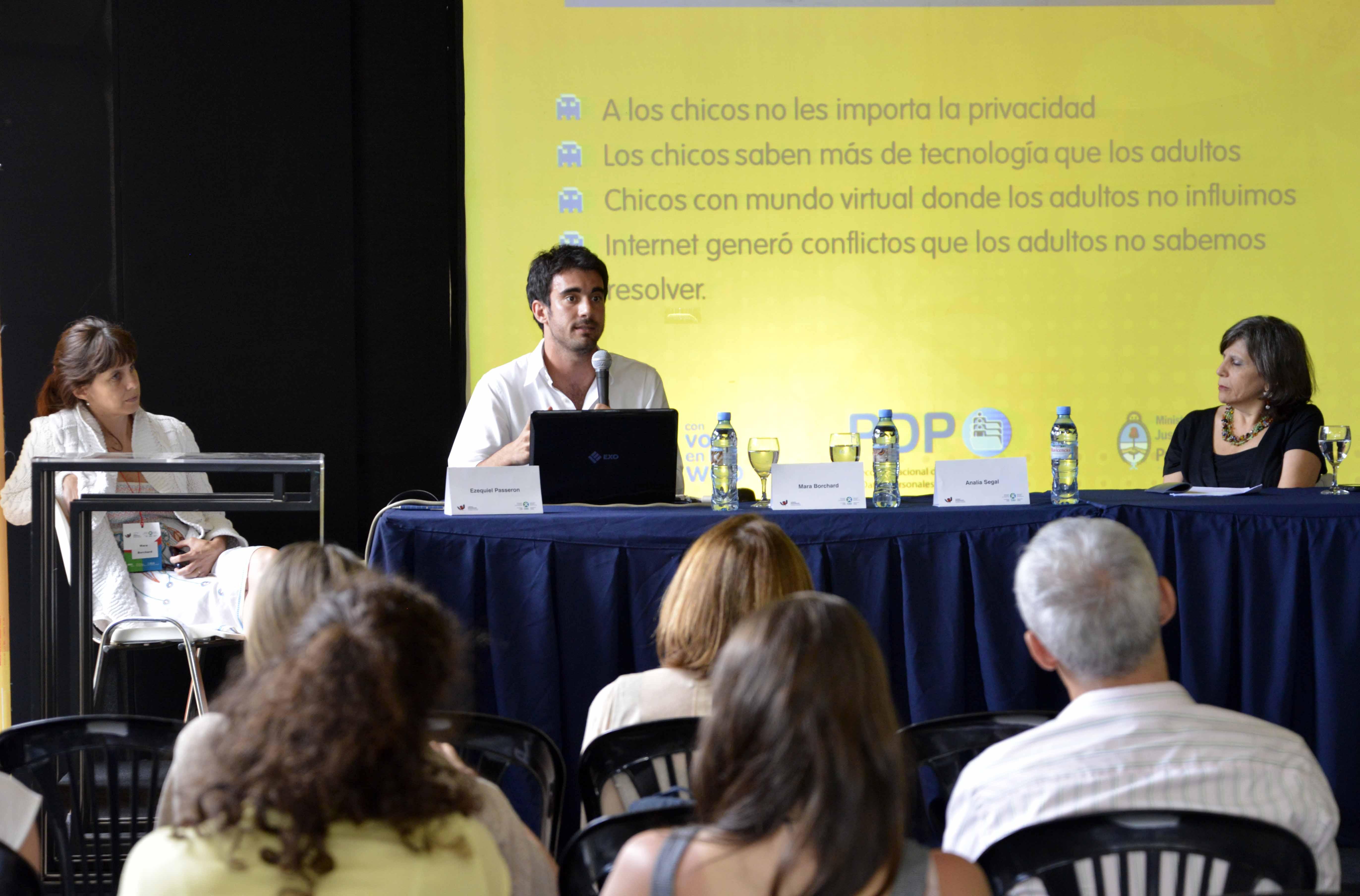 Con Vos en la Web participó de Congreso Iberoamericano de ciencia, tecnología, innovación y educación