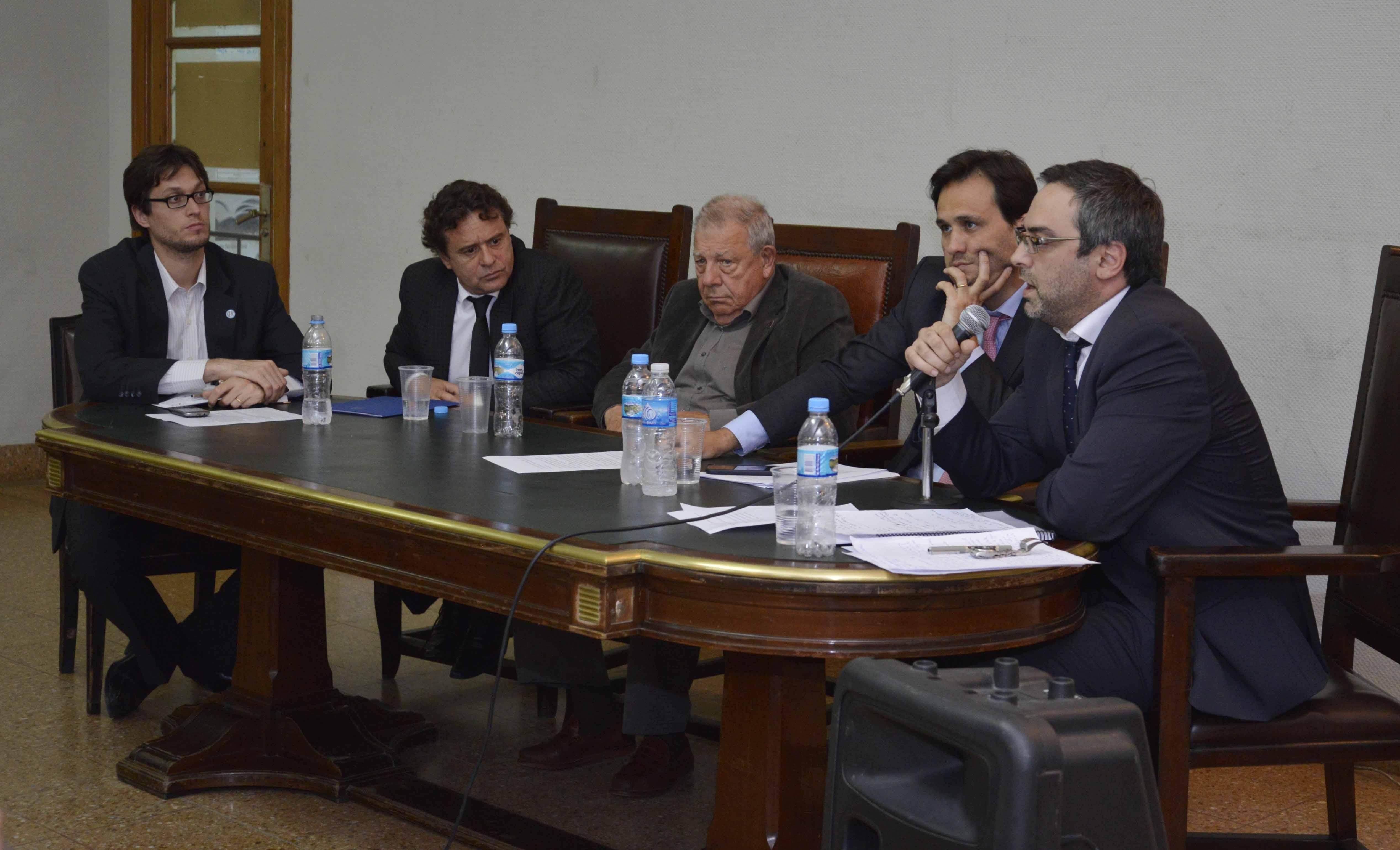 Finalizaron las jornadas de debate sobre la reforma del Código Procesal Penal