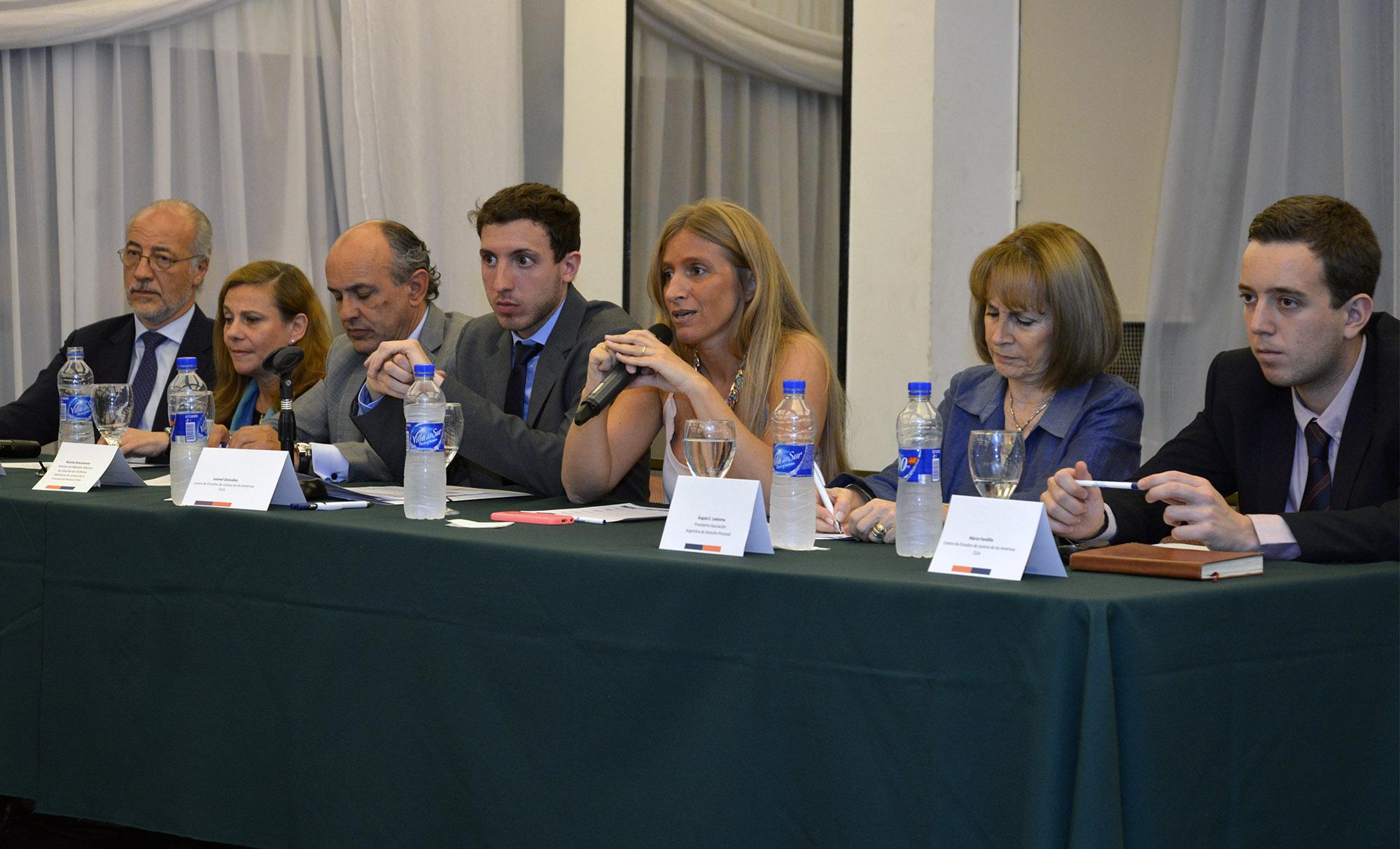 El Ministerio de Justicia expuso en un foro sobre mediación y acceso a la justicia