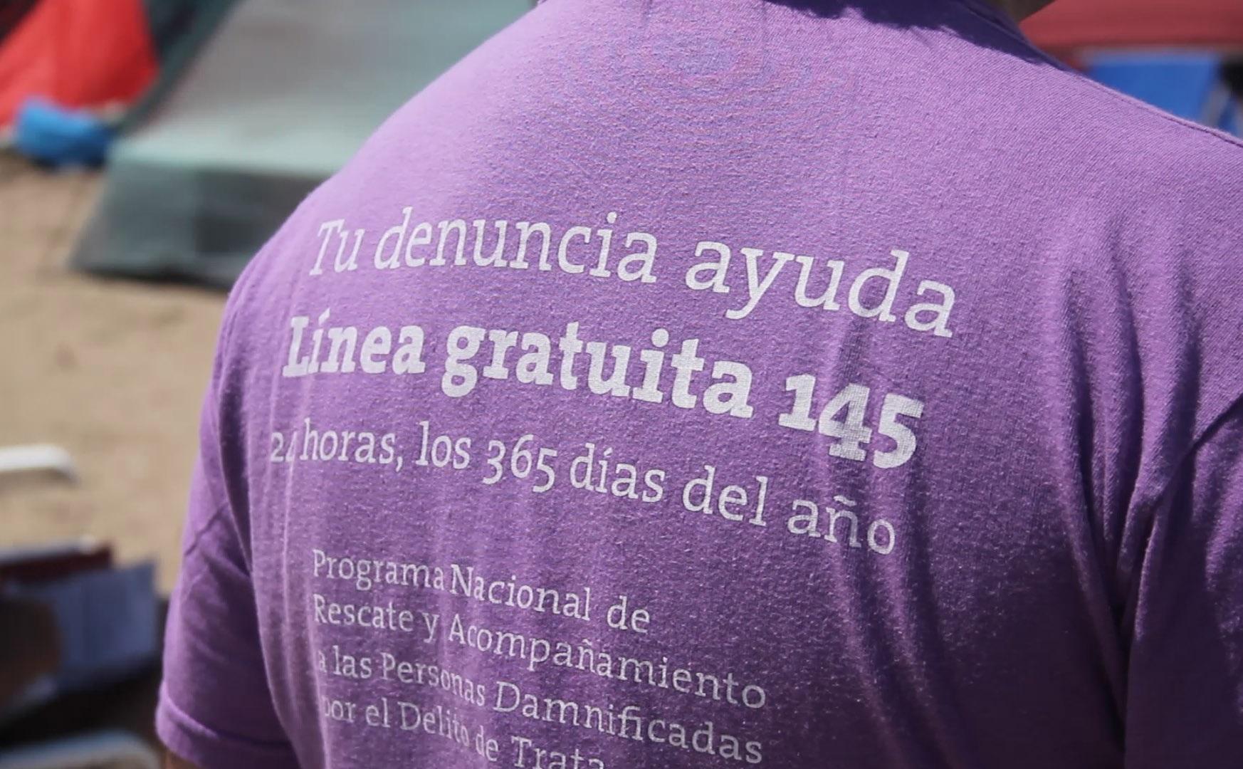 El primer juicio por trata de personas en Catamarca se originó por un llamado a la línea 145