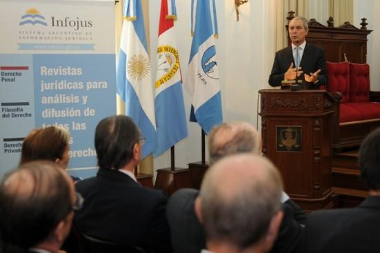 """Alak: """"El Código Civil y Comercial es un logro de la democracia argentina"""""""