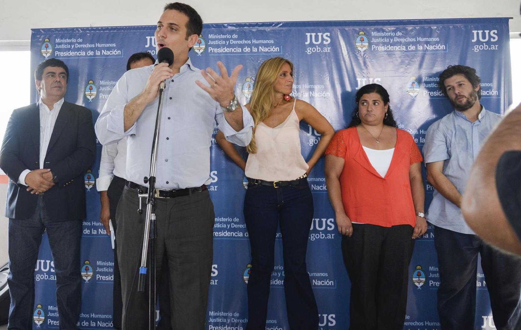 Inauguran Centro de Acceso a la Justicia en La Matanza que beneficiará a más de 10 mil vecinos