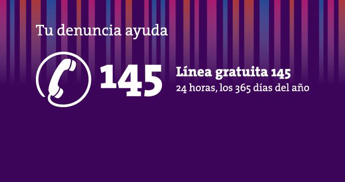 La línea 145 ya recibió más de 4000 denuncias