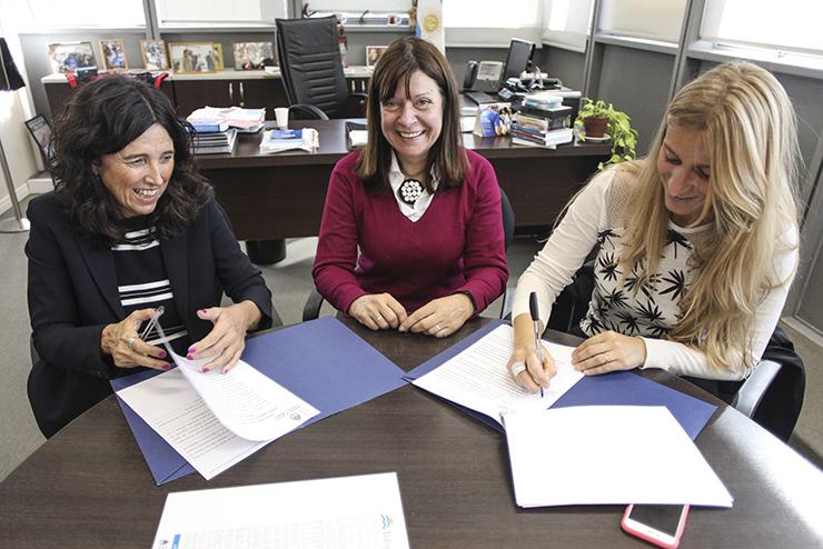 El Ministerio y el Superior Tribunal de Justicia de Río Negro trabajarán juntos en materia de discapacidad