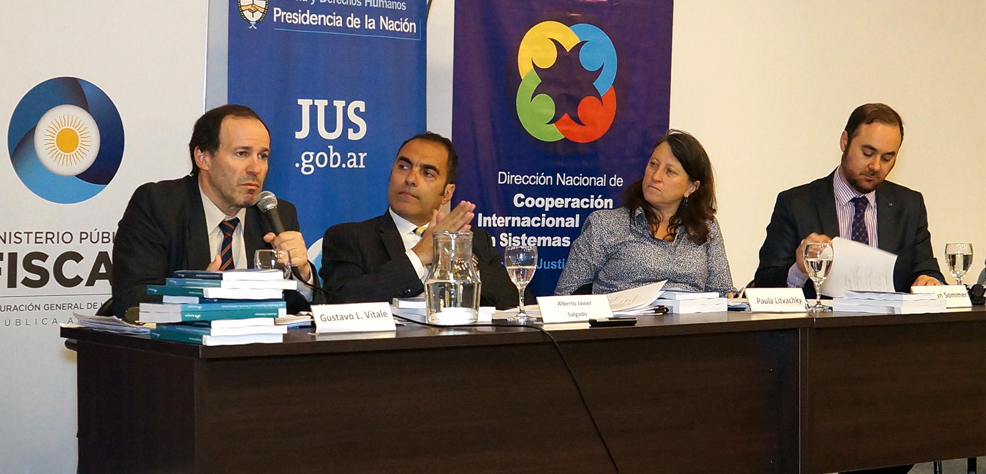 El Ministerio de Justicia encabezó seminario sobre jurisprudencia de la Corte Interamericana de Derechos Humanos