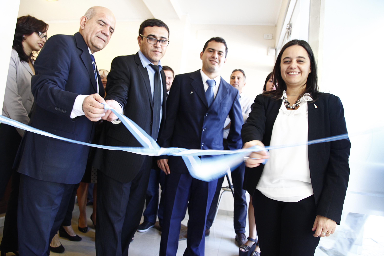 Infojus inauguró un Centro de Consulta en Chaco