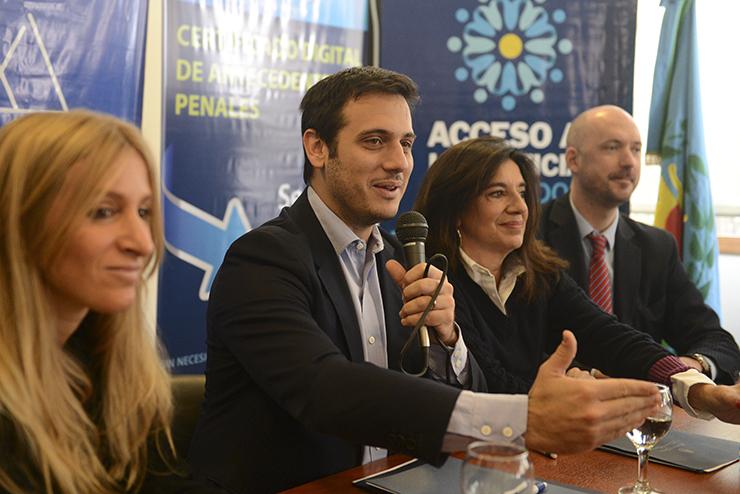 Firma de convenios con el Colegio de Abogados de Avellaneda y Lanús para fortalecer el acceso a la justicia