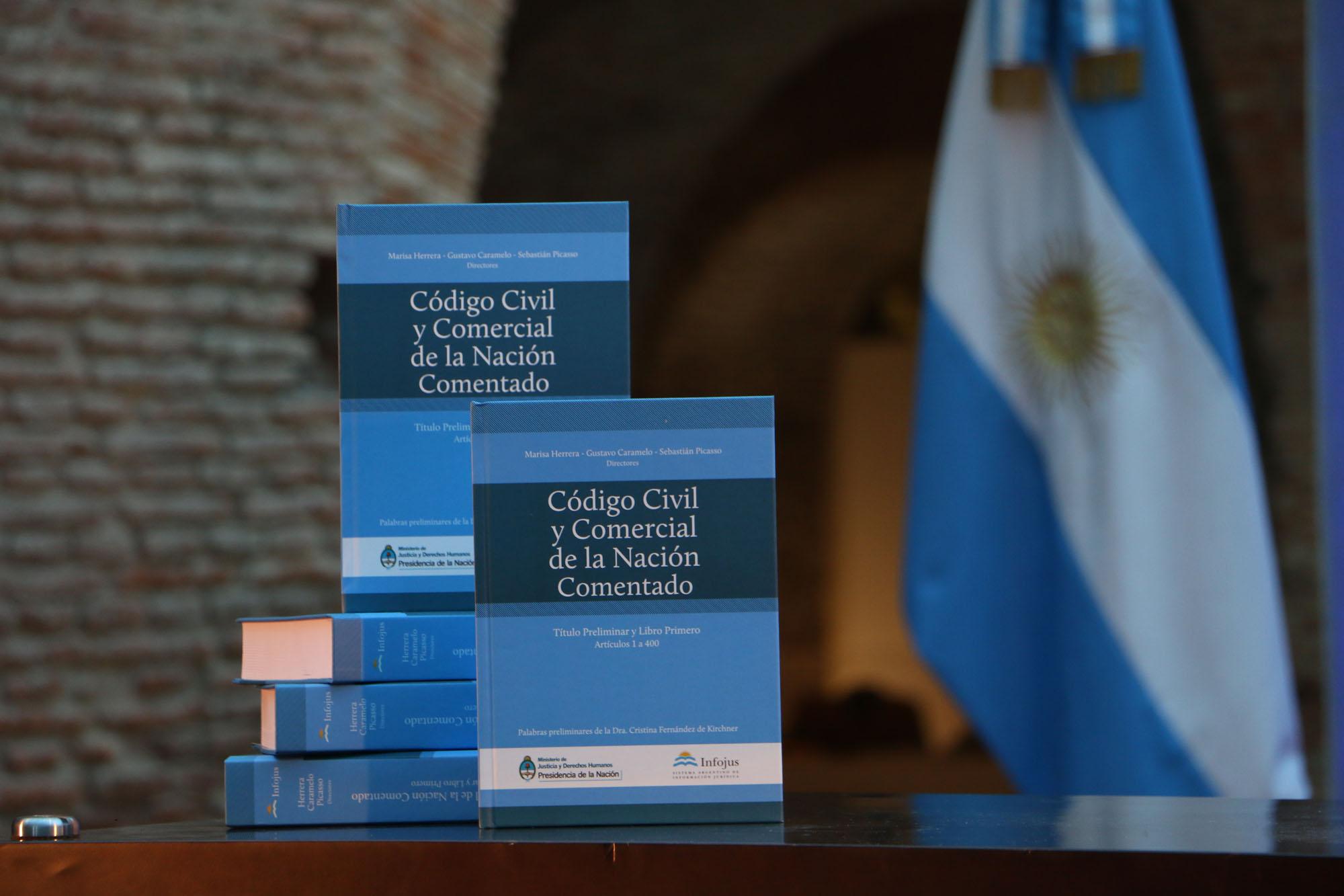 Finalizó el Congreso de actualización sobre el nuevo Código Civil y Comercial de la Nación