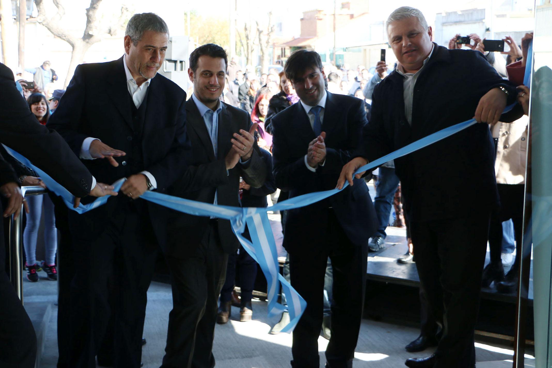 El Ministerio inauguró un nuevo Centro de Acceso a la Justicia en Avellaneda