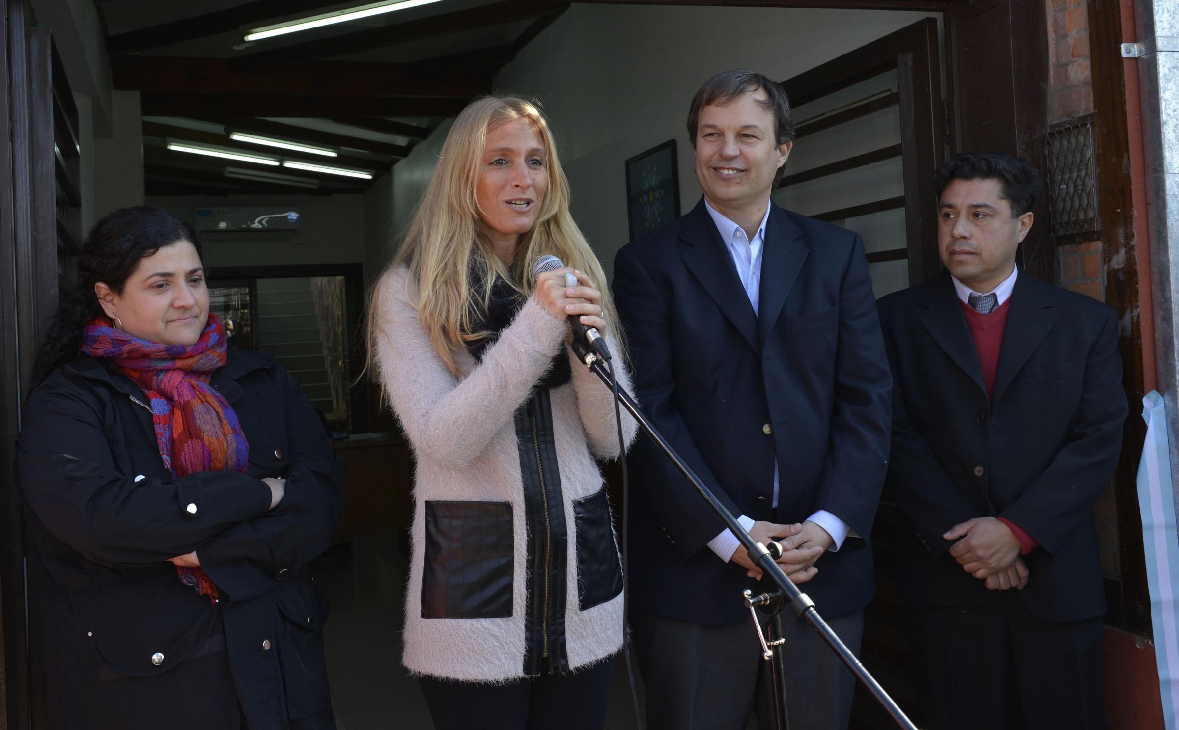 El Ministerio inauguró el Centro de Acceso a la Justicia de Burzaco