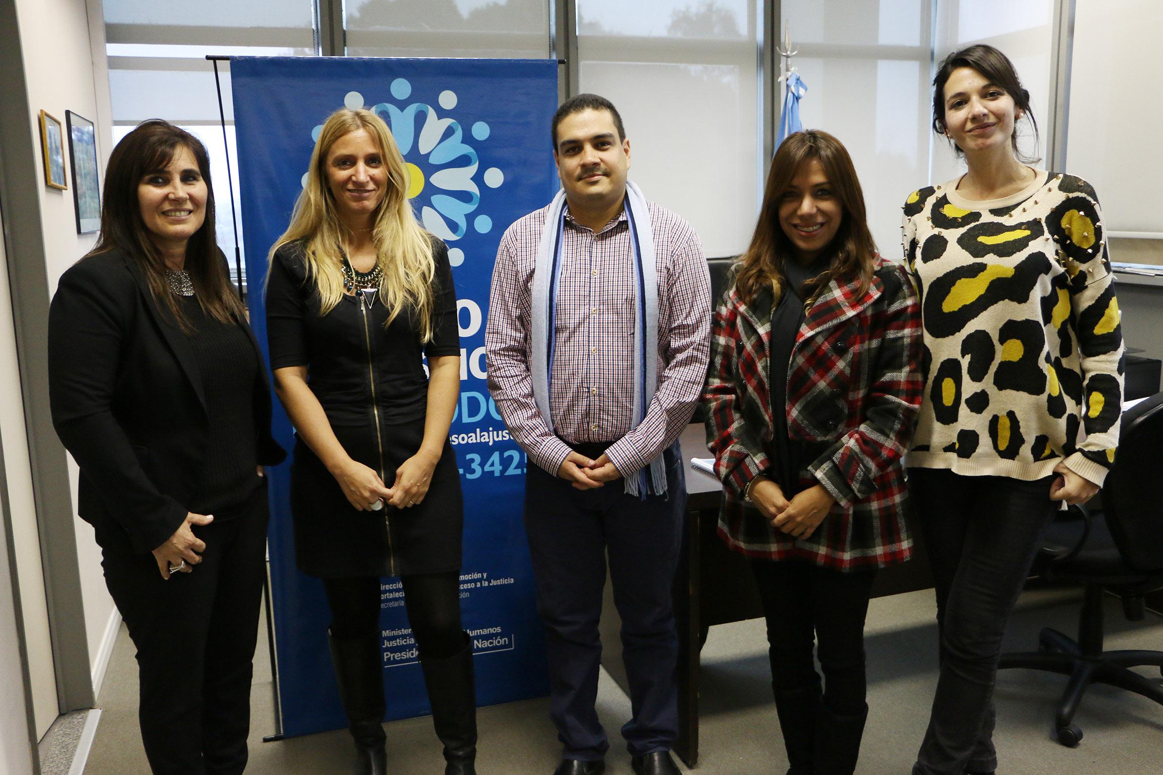 Argentina y Panamá intercambiaron experiencias en materia de acceso a la justicia y mediación