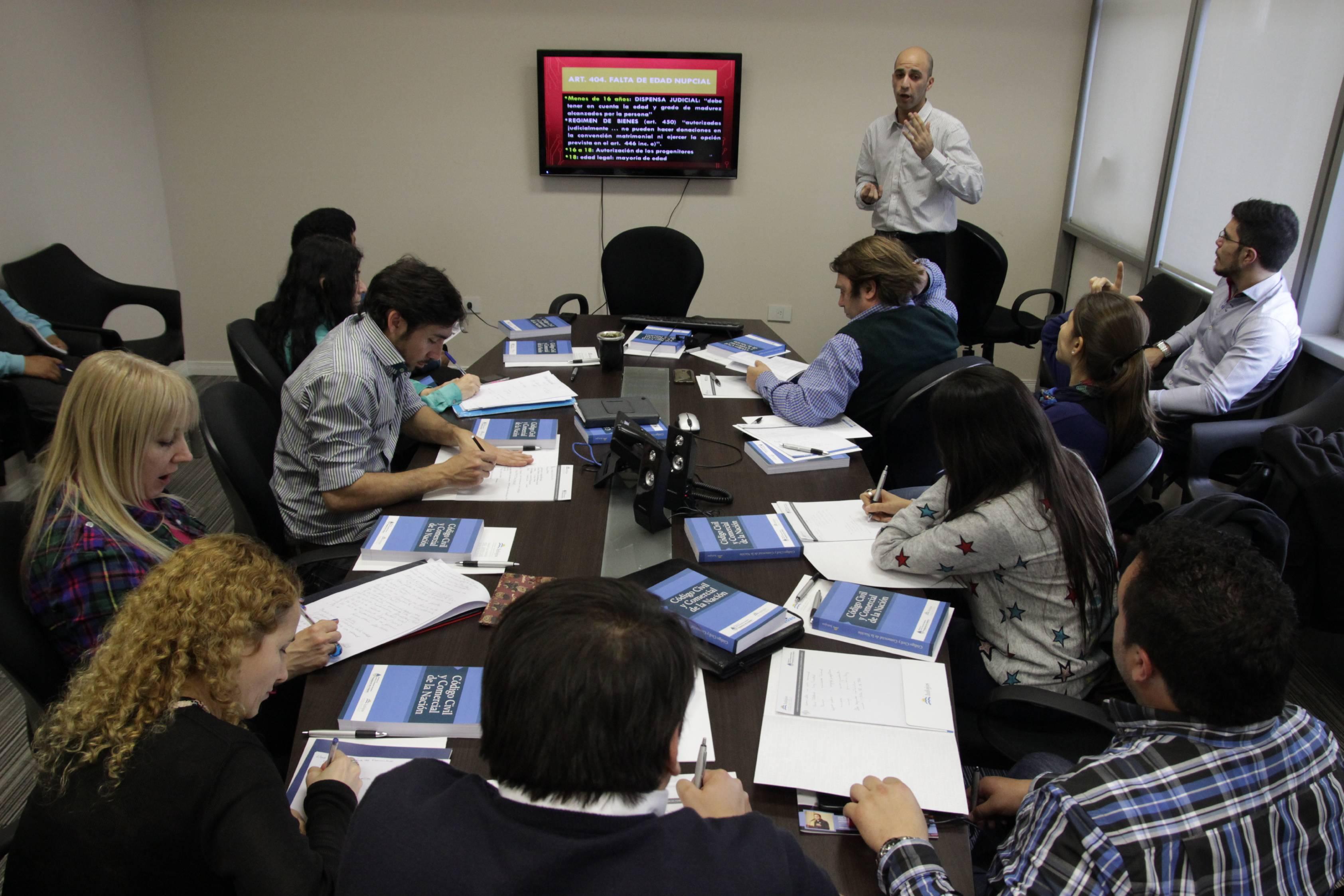 Infojus capacitó a coordinadores de Centros de Acceso a la Justicia sobre las novedades en Derecho de Familia