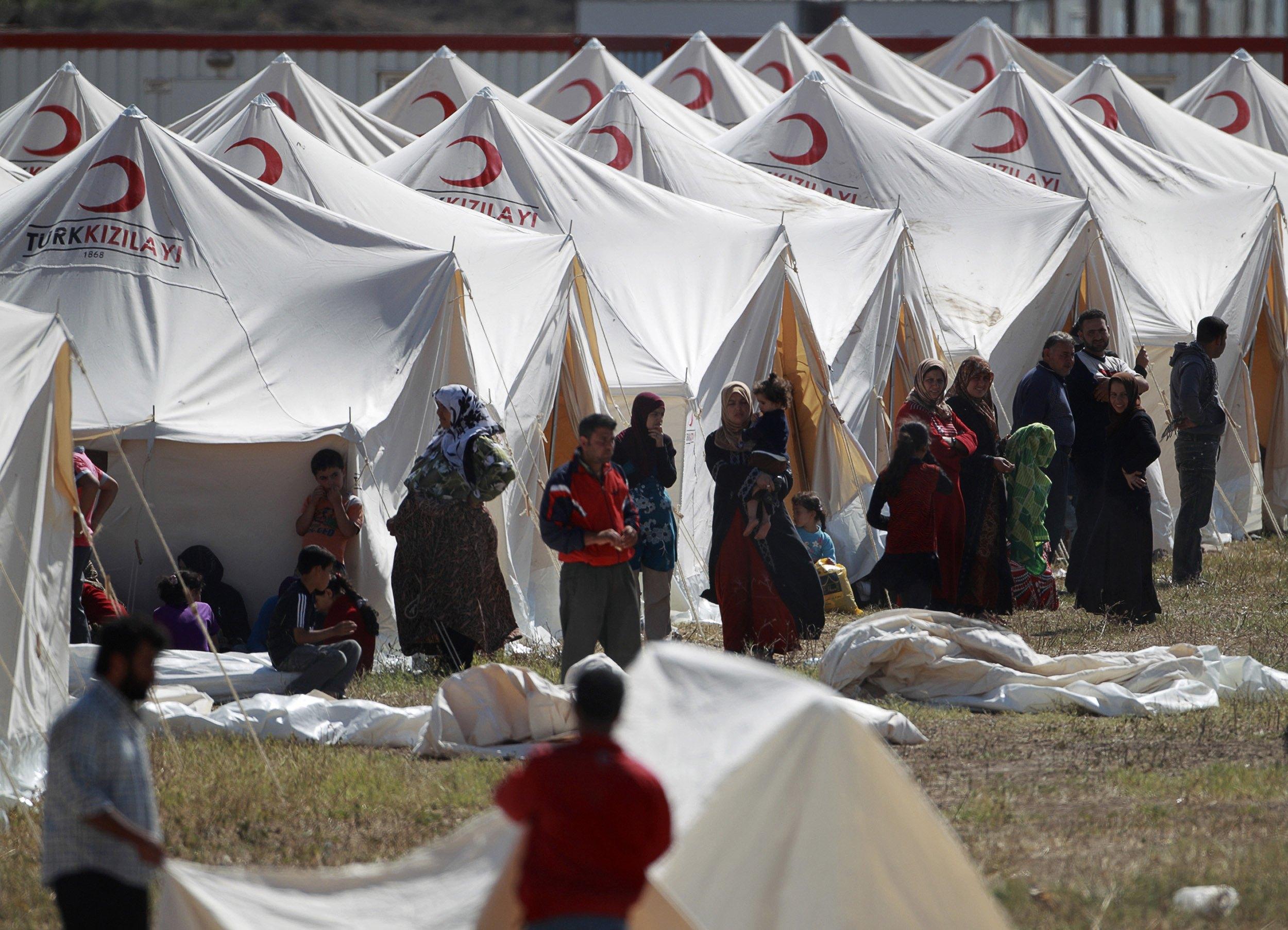 El Registro Nacional de Reincidencia colabora con los refugiados sirios