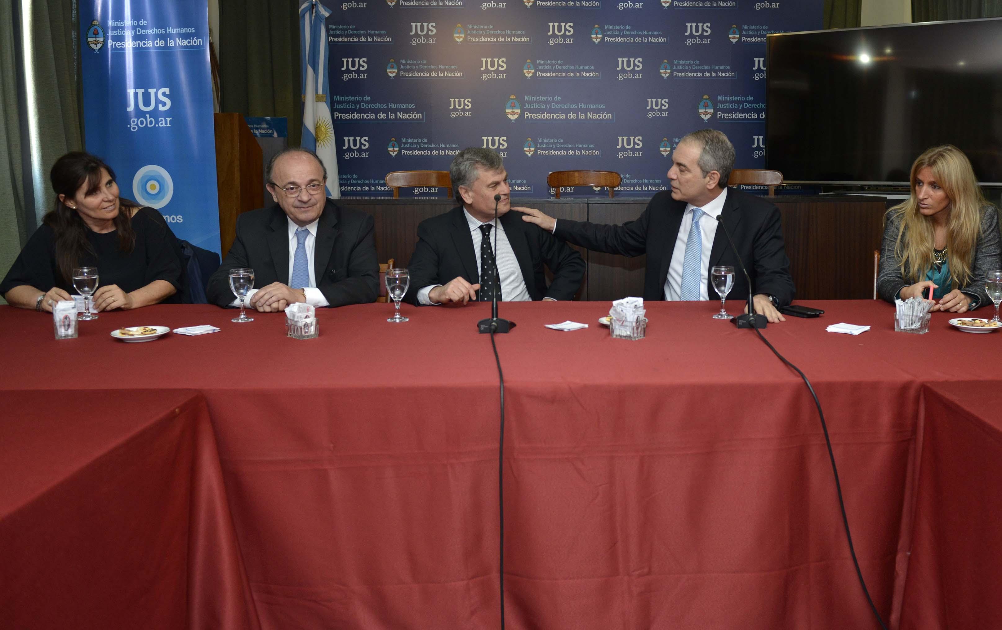 Buenos Aires se incorpora a la Red Federal de Mediaciones Comunitarias