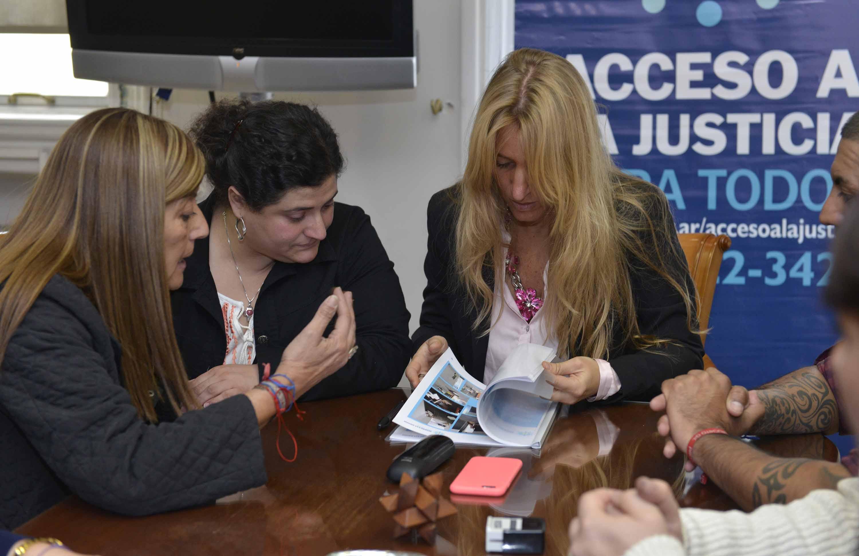 Acceso a la Justicia: El Ministerio firmó un convenio de cooperación con el Club Atlético y Social Bernal Oeste