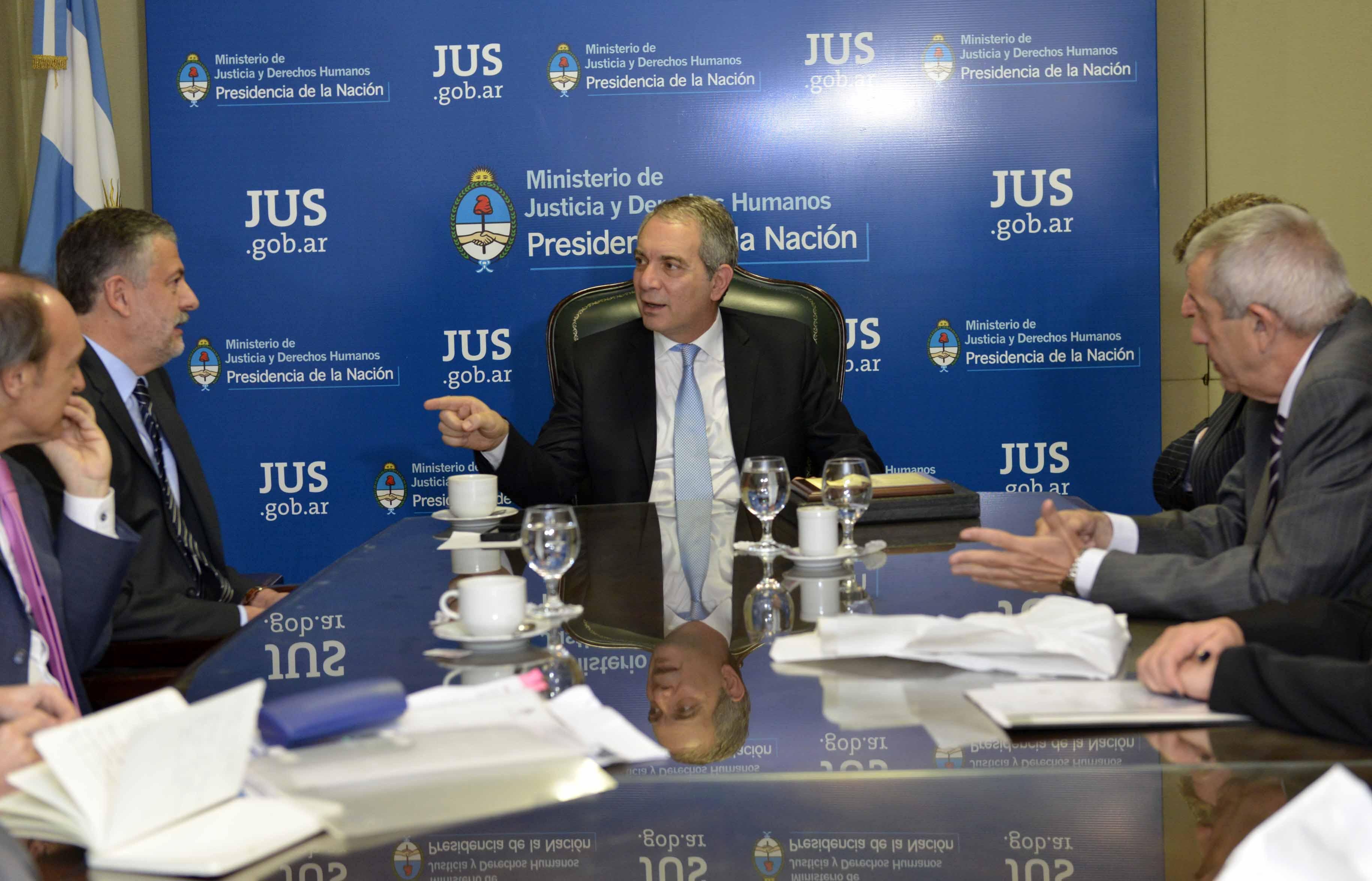 Nuevo avance para la descentralización de los procesos penales