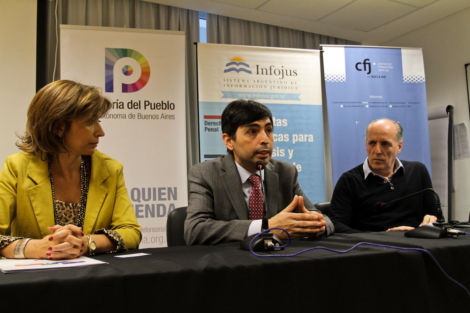 Infojus lanzó una capacitación para la Defensoría del Pueblo de la CABA