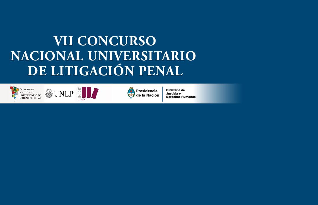 El Ministerio participará de la VII edición del Concurso Nacional Universitario de Litigación Penal
