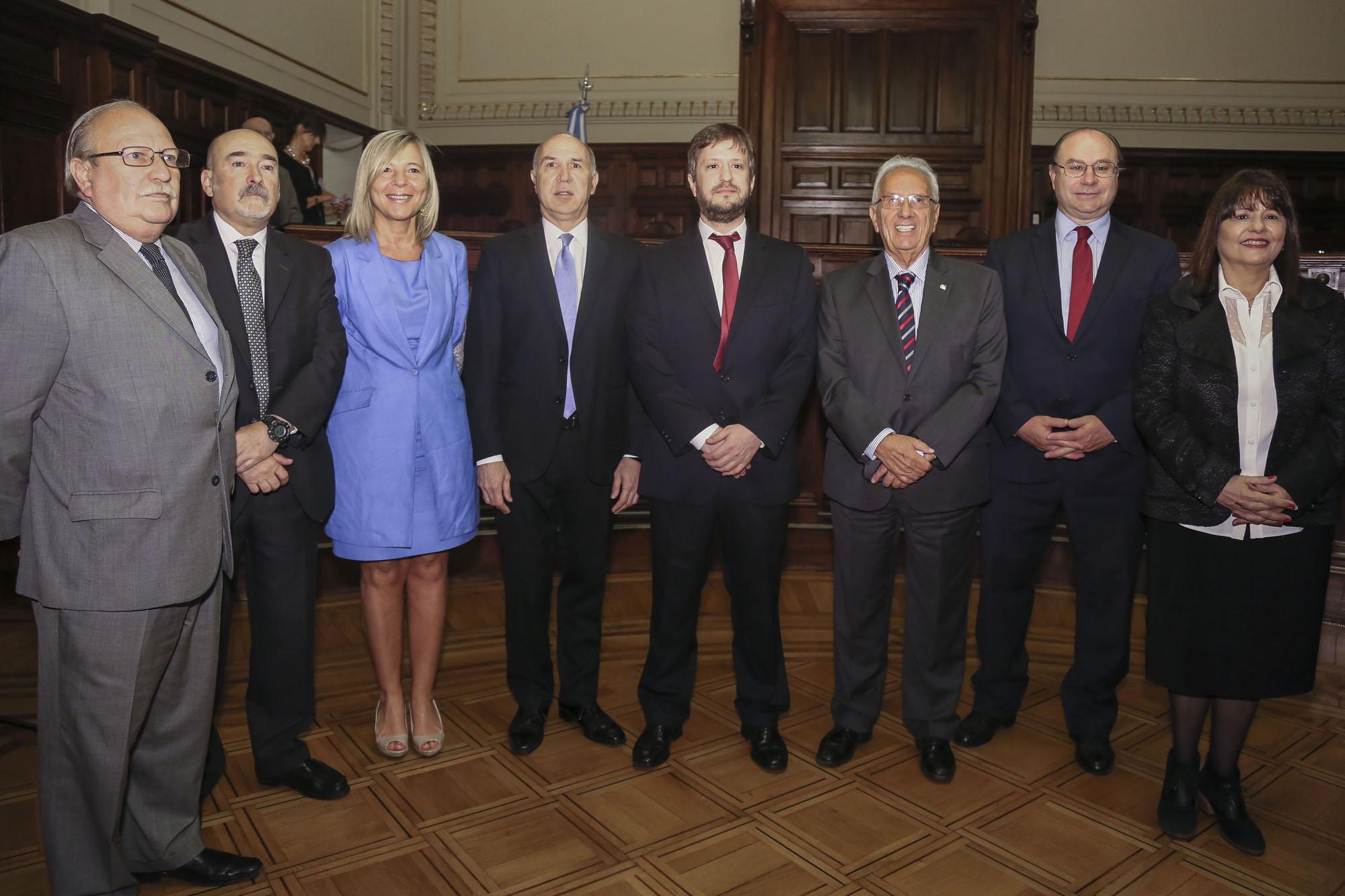 Nicolás Soler juró como nuevo integrante del Consejo de la Magistratura