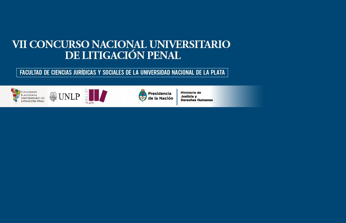 El Ministerio participó de la VII edición del Concurso Nacional Universitario de Litigación Penal
