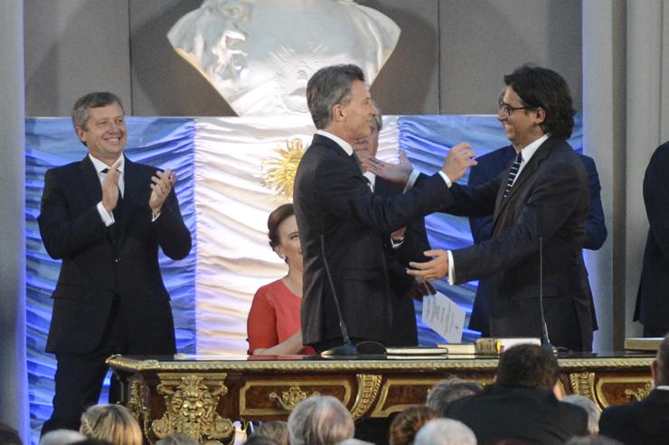 Germán Garavano nuevo ministro de Justicia y Derechos Humanos