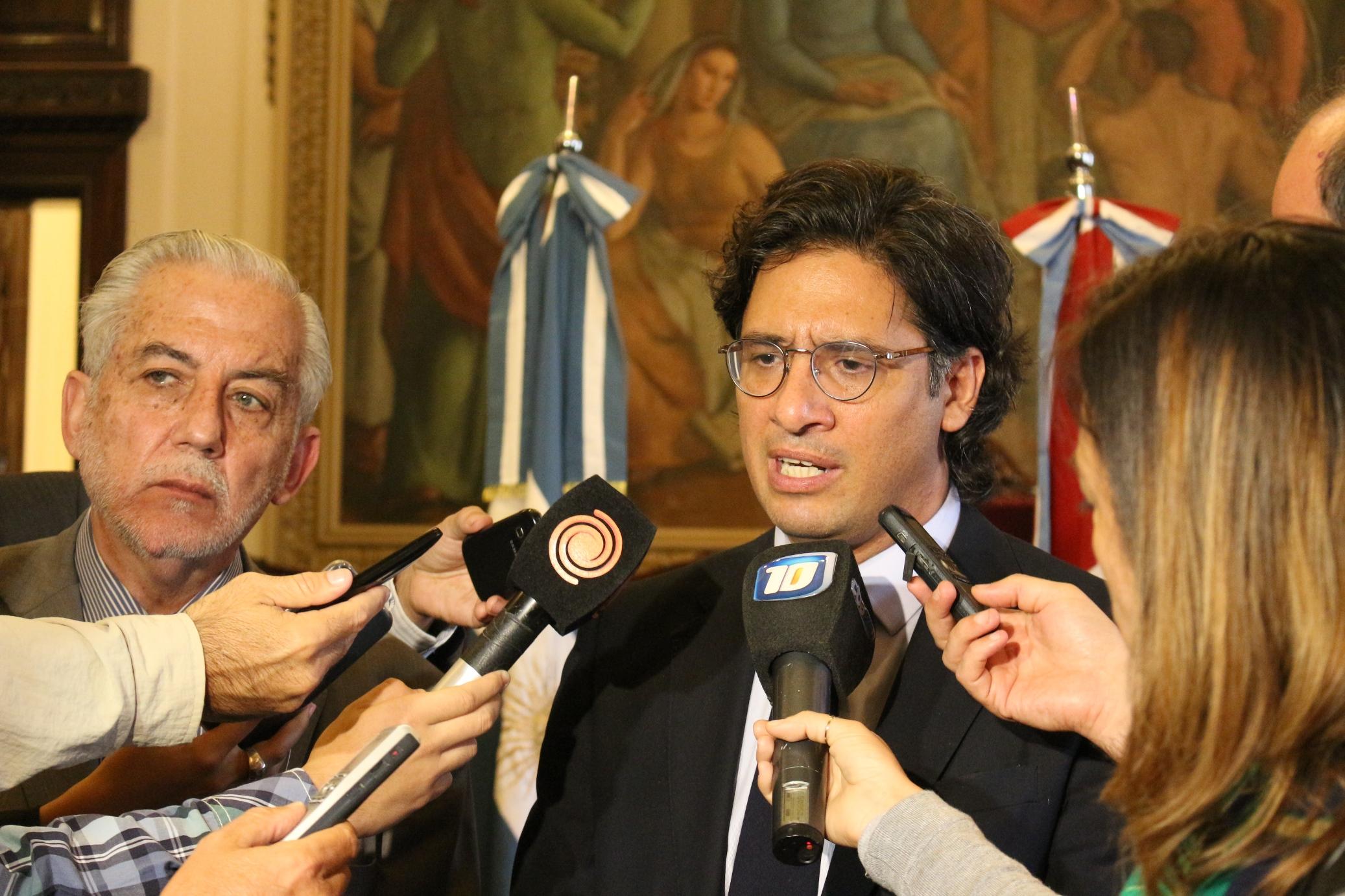 Córdoba: Garavano participó de la apertura del Año Judicial con Justicia 2020