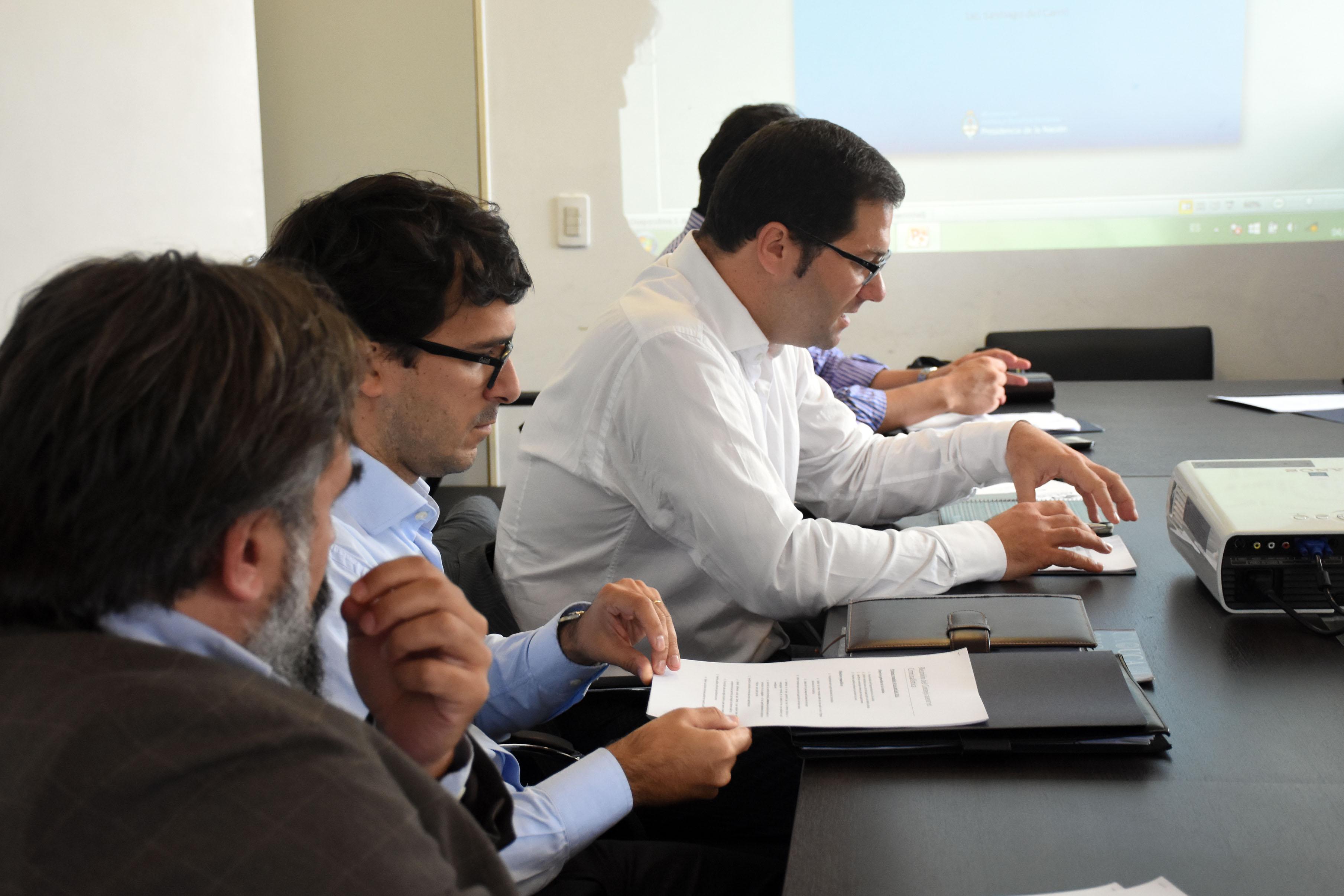 Se realizó la primera reunión del Consejo Asesor del Programa Nacional de Criminalística