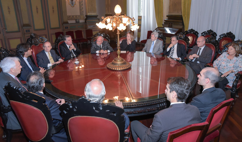 Garavano presentó el programa de reforma Justicia 2020 a la Suprema Corte bonaerense